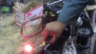Клещи сварочные контактная сварка Краб 3 кВт(, 2014-10-24T04:47:41.000Z)