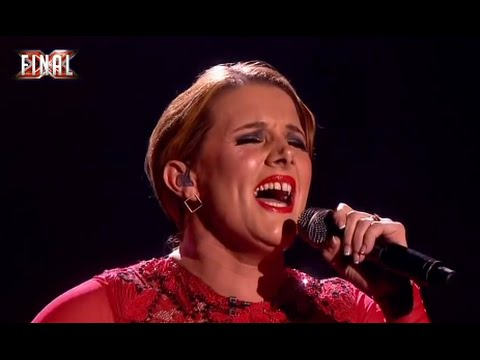VERY POWERFUL VOCAL! Singing