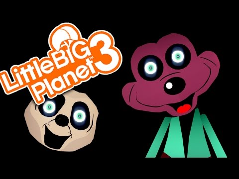 ROOM ZERO CREEPYPASTA! | Little Big Planet 3 Multiplayer (79) from YouTube · Duration:  8 minutes 11 seconds