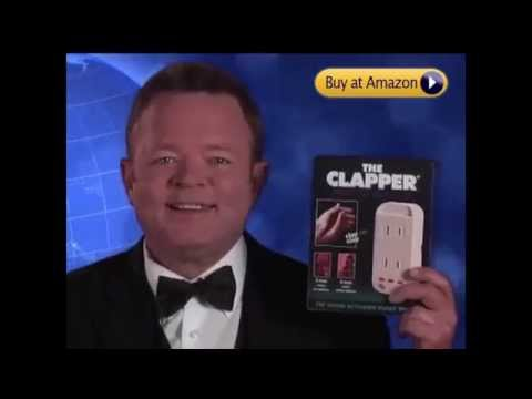 The Clapper - Clap your lights on