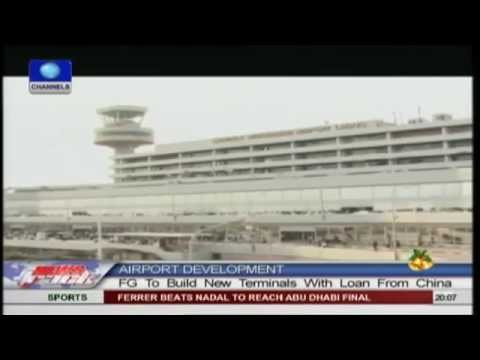 FG To Build Four New Airports With Loan From China-Oduah