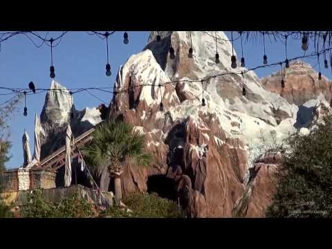 Disney's Animal Kingdom 2014 Tour and Overview - Walt Disney World HD