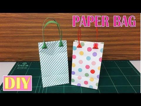 DIY - Paper Bag Tutorial #05