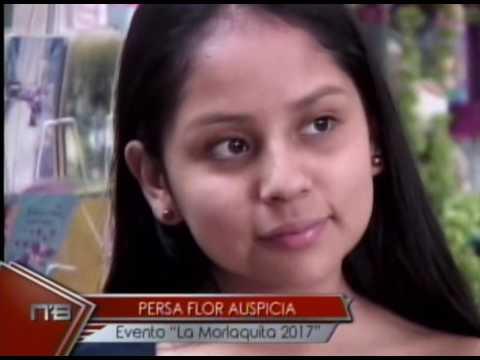 Persa Flor auspicia evento La Morlaquita 2017