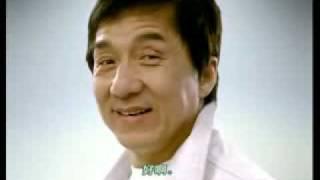 Джеки Чан рекламирует Антивирус Касперского 2010