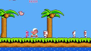 [TAS] NES Hudson's Adventure Island by ktwo in 35:45.55