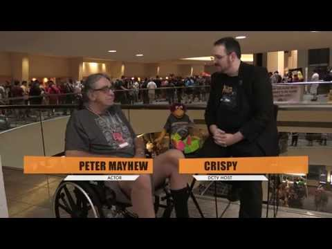 Peter Mayhew Interview (Dragon Con 2015)