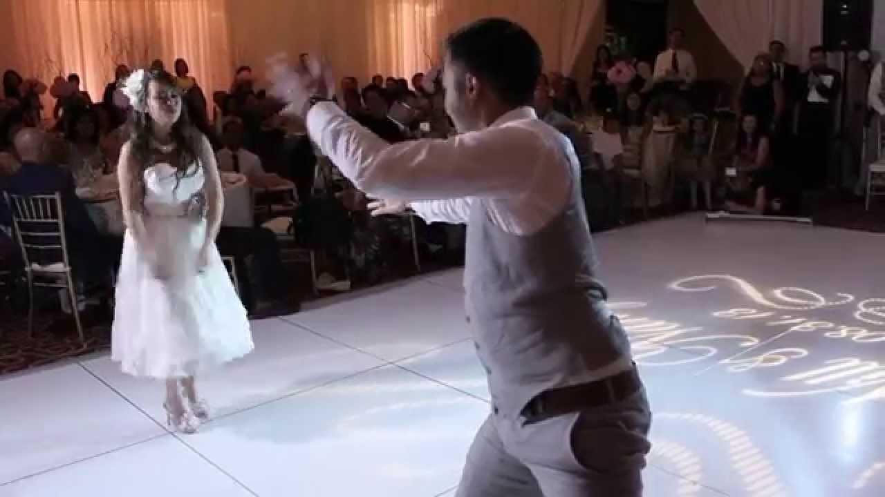 Oak Canyon Nature Center Wedding Video Same Day Edit Nancy