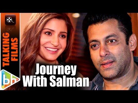 Anushka Sharma On Her Journey With Salman Khan In Sultan