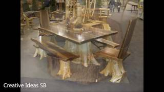 New 50 Log Wood DIY Creative Ideas 2016 - Log wood home ideas Part.2 -newest house