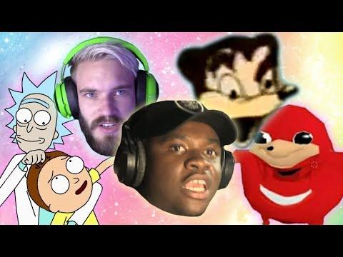 Meme Compilation 1