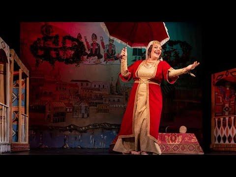 Русский театр в Ереване поставил спектакль по рассказу Маркеса