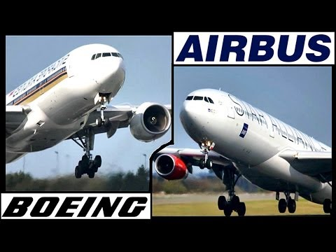 Airbus vs Boeing: the big question