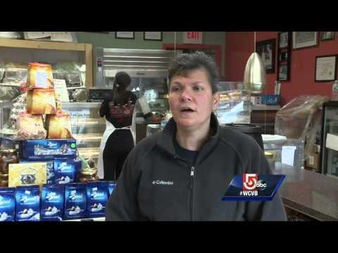 Medford bakery break-in caught on camera