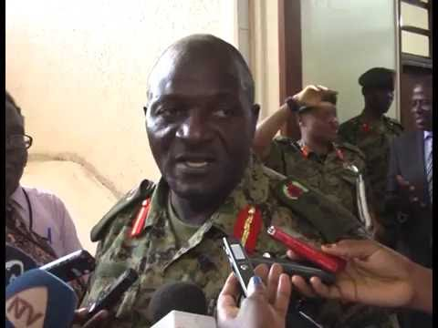 UPDF to withdraw from Somalia