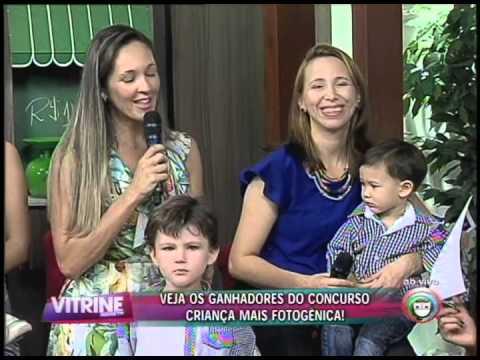 """Conheça os ganhadores do concurso """"Criança mais Fotogênica"""" (17/03)"""