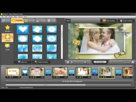 How to create a slideshow with Adobe Premiere pro | Doovi
