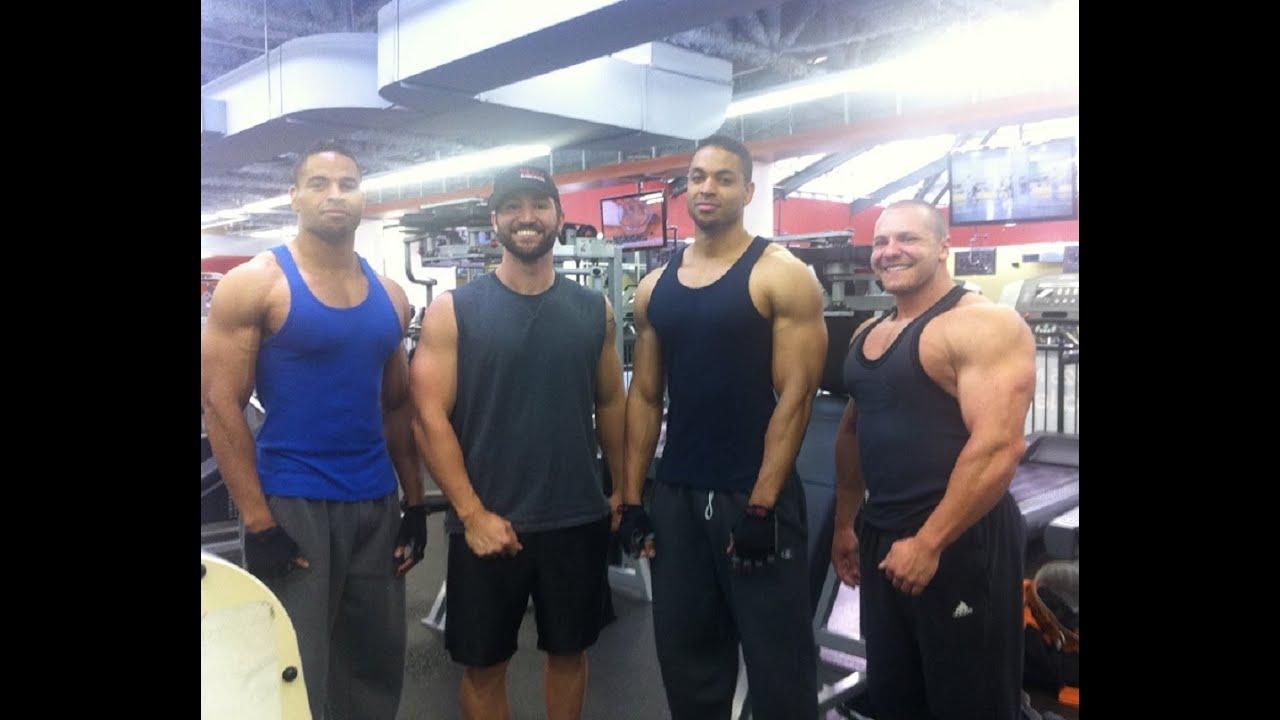mike rashid steroids