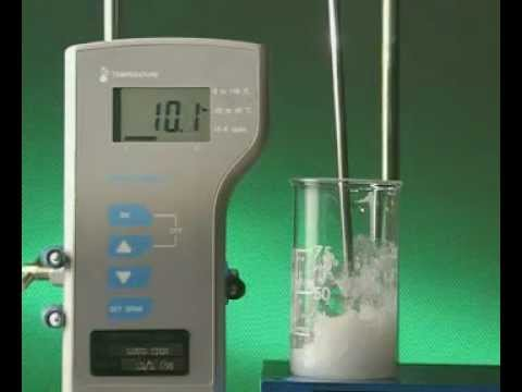 GCSE Science Revision - Endothermic Reactions