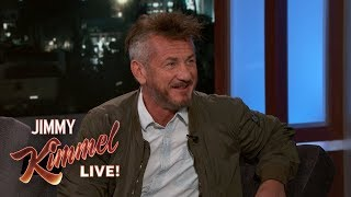 Sean Penn Thinks We Are in a Tough Time