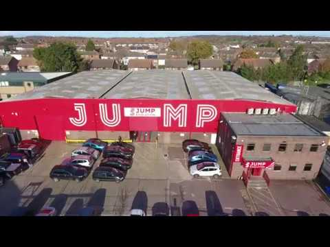Jump Evolution - Toy Shop - London Cable Cars  #VLOG - Random
