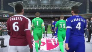 Video Gol Pertandingan FC Metz vs SC Bastia
