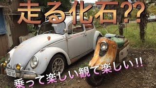 【50年前の車】私のフォルクスワーゲン タイプ1(ビートル)の紹介