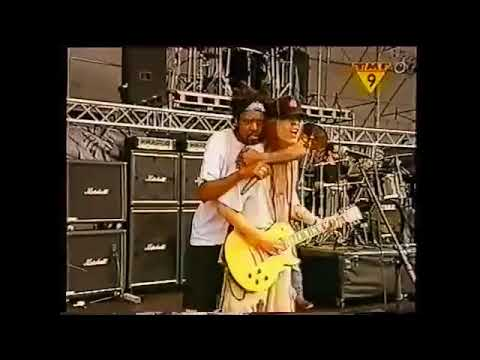 Stuck Mojo  Whos The Devil  at the Dynamo Open Air 1996