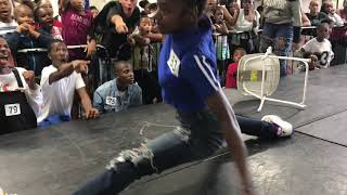 These girls was going HARD! at T-Squad Auditions| OfficialTSquadTV | Tommy The Clown