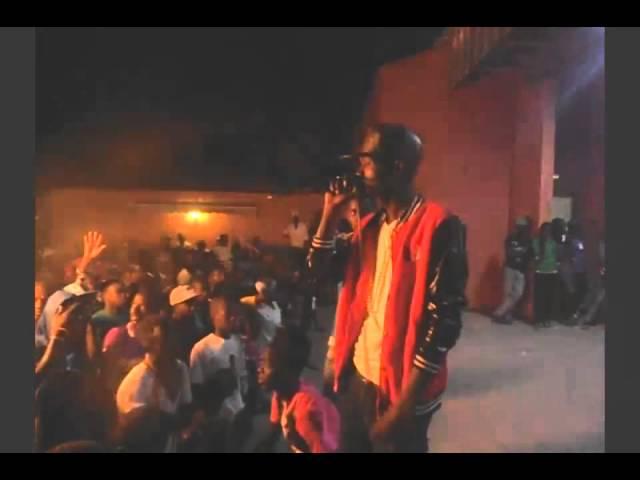 Concert CEM KIPP,des rappeurs attaques So KiLLaH a coup de pierre