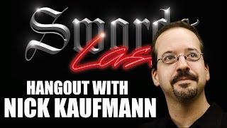 Interview with Nicholas Kaufmann