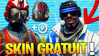 NEW FREE SKIN - STARTER PACK #2 on Fortnite: Battle Royale