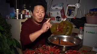 Kisah Pria Pemakan 2 Kg Cabai per Hari