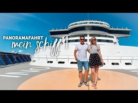 Panoramafahrt mit Mein Schiff 1 durch die Ostsee - Trailer