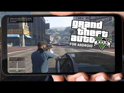 How To Download GTA 5 On Android (APK+OBB) | Only 105MB 1000% Working | No Password No Survey
