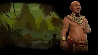 Khmer Theme - Industrial (Civilization 6 OST)   Khmer Rourm Sam Mawgee