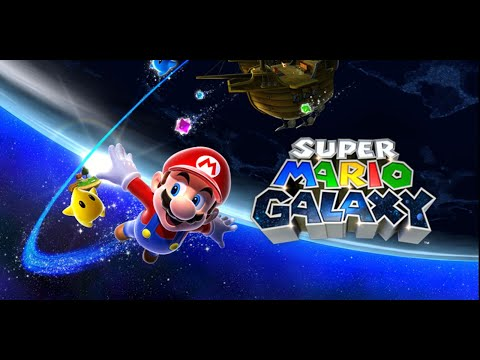 First Time Playing Super Mario Galaxy from YouTube · Duration:  1 hour 39 minutes 25 seconds