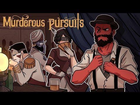 GUESS WHO + THE SHIP = AMAZING! | Murderous Pursuit (w/ H2O Delirious, Ohmwrecker, & Gorillaphent)