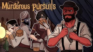GUESS WHO + THE SHIP = AMAZING! | Murderous Pursuit (w/ H2O Delirious, Ohmwrecker, & Gorillaphent)