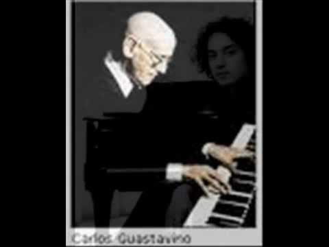 Alexander Gurning plays Carlos Guastavino