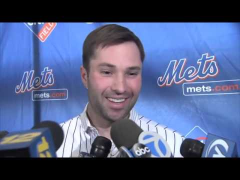 Neil Walker on replacing Murphy with Mets