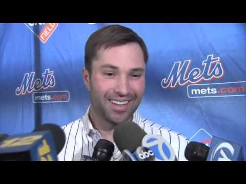 Neil Walker on replacing Murphy with Mets