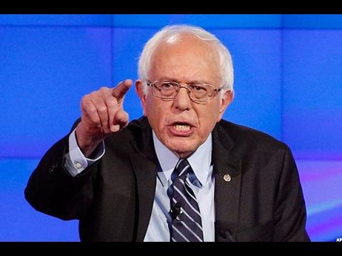 Bernie Sanders RIPS Joe Biden & Corporate Tom Perez Candidate For DNC Chair- Dems Cry, Support Perez