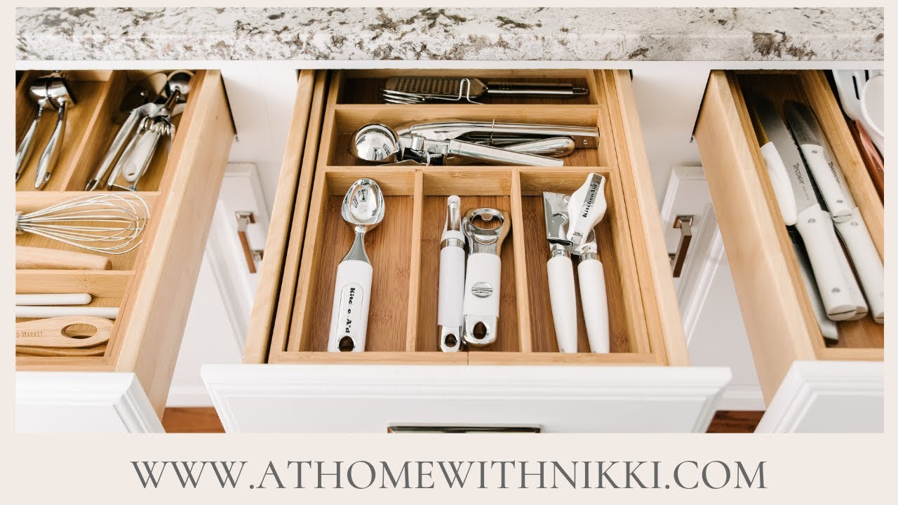 KITCHEN DRAWER QUICK TIP