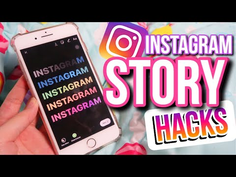 INSTAGRAM STORY HACKS! EVERYONE SHOULD KNOW! ♡ INSTA STORIES TIPS+TRICK! - Indonesia
