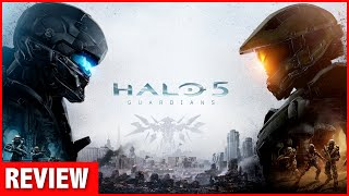 Halo 5: Guardians Review (Video Game Video Review)