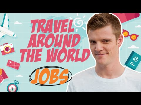 Travel Around the World Jobs