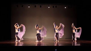 Espetáculo Deuses Na Dança Estúdio Ana Claudia Borges