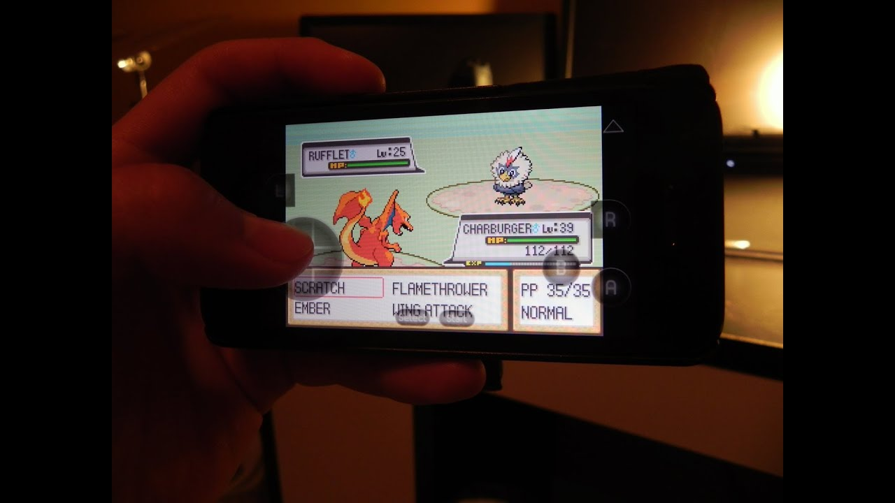 play pokemon on iphone how to play on iphone 5 ipod touch and 15872