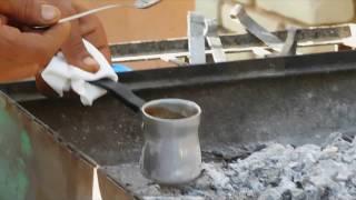 видео Арабский кофе